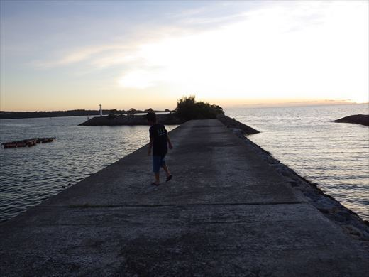 沖縄夜釣り (9)