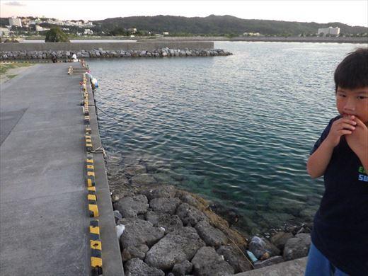 沖縄夜釣り (10)