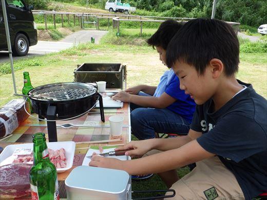 館山でキャンプ ①(24)