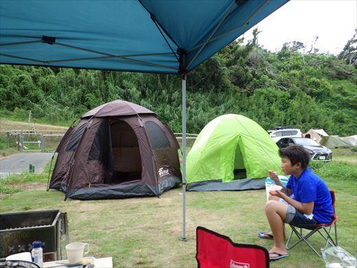 館山でキャンプ ①(40)