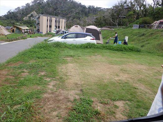 キャンプ翌日の磯遊び (5)