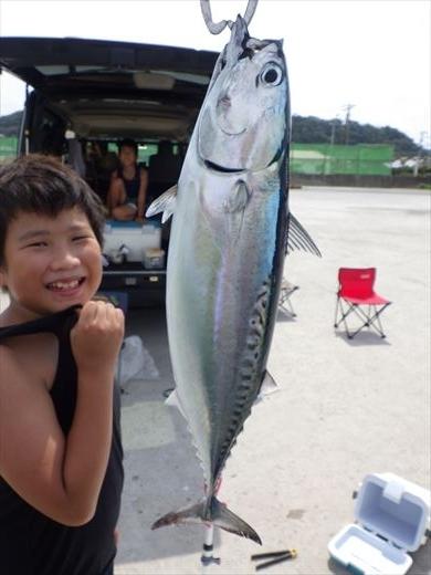 館山港で釣り (11)