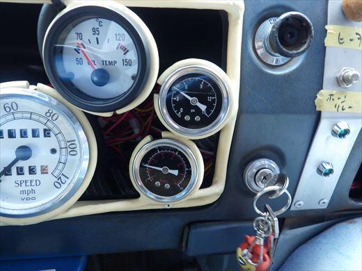燃料コック変更前
