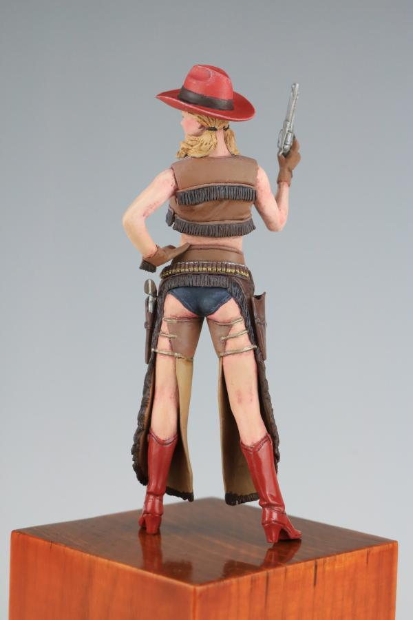 Cowgirl完成3