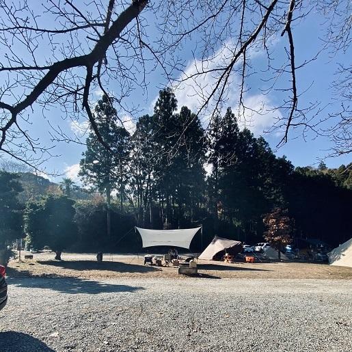 緑の休暇村青根キャンプ場でデイキャンプ_12
