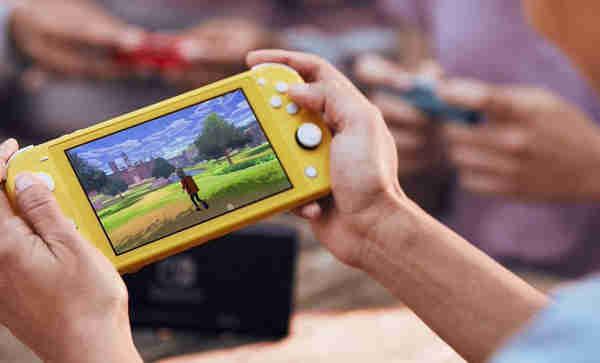 NintendoSwitch Lite