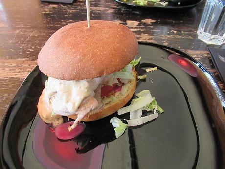 Holy Smokeハンバーガー
