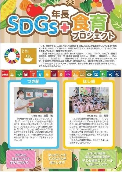 SDGs+食育プロジェクト