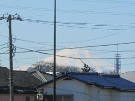 富士山2021.2