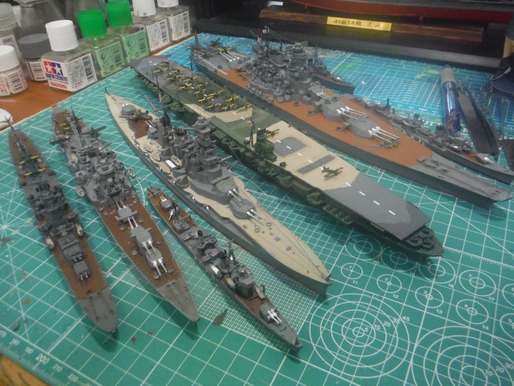 初春と連合艦隊700