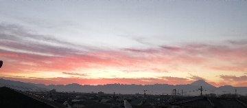 朝やけ2IMG_20201225_064506
