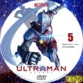 ULTRAMAN(ウルトラマン) dvd5